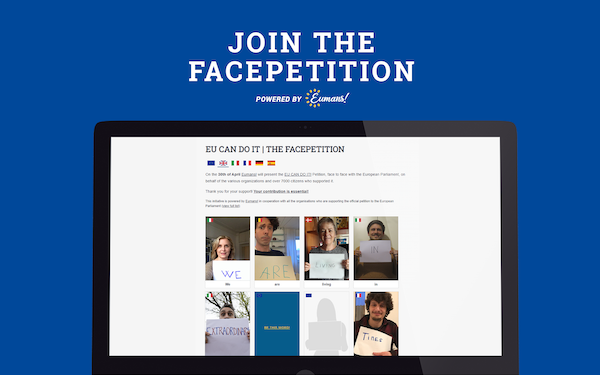 Join the Face Petition