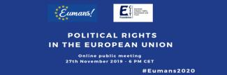 political rights in the eu