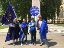 With Sodem for Remain